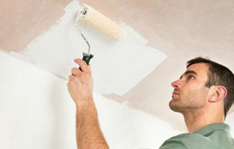 Потолок без разводов