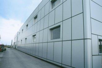 Достоинства и монтаж вентилируемых фасадов