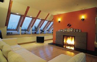 Мансарда – это не только дополнительная комната в доме