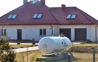 Газгольдер – автономная система газоснабжения в загородном доме