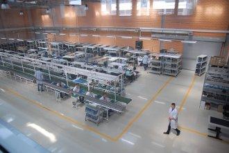 В Петербурге построено 350 тысяч квадратов производственных площадей