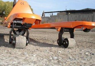 Гидравлическая тележка – незаменимый агрегат на стройплощадке