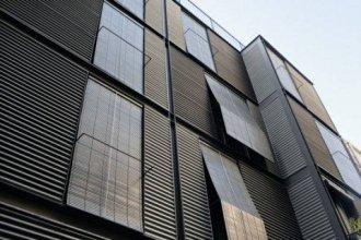 Применение алюминиевого фасадного профиля