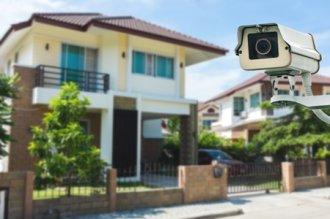 Видеонаблюдение для частных домов