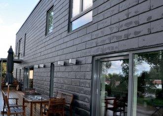 Сланец: применение материала в коттеджах и загородных домах