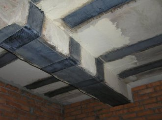Способы усиления бетонных конструкций
