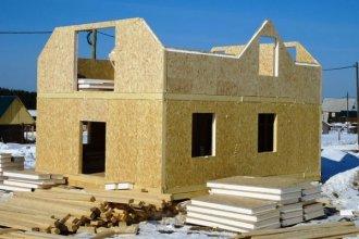 О строительстве домов из СИП-панелей