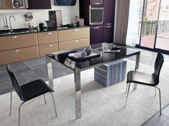 Правила выбора стола и стульев на кухню