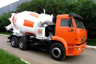 Предназначение и принцип работы автомобильного бетоносмесителя