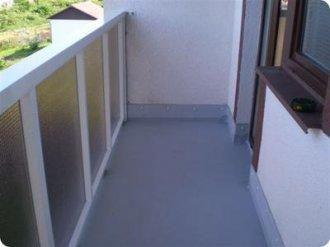 Особенности гидроизоляции балконов