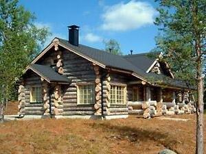 Дома из сухостойной сосны