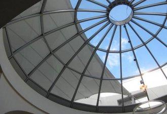 Что такое алюминиевые светопрозрачные конструкции?