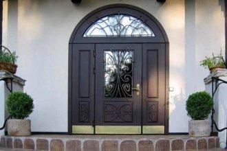 Лучшие входные двери в дом