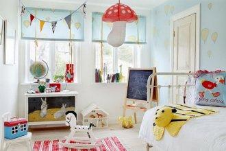 Интерьер для детской комнаты