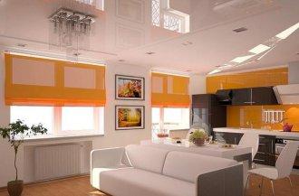 Как сделать натяжные потолки в квартире?