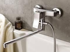 Особенности выбора смесителей для ванной комнаты