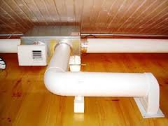 Выбор системы вентиляции для частного дома