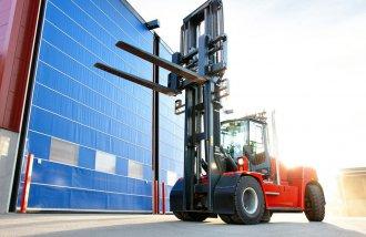 Рекомендации по выбору электрического погрузчика для строительной площадки
