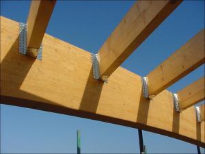Перфорированный крепеж: виды и применение для деревянных конструкций