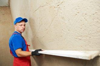 Штукатурка стен квартиры – способы и материалы