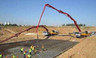 Основные виды бетона, методы его производства и доставки заказчикам
