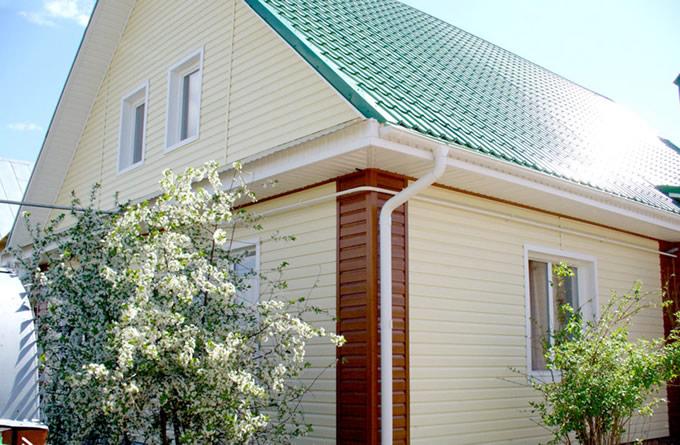 Фасад дома под покраску фото